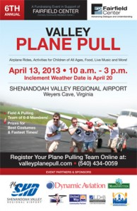6th Annual Valley Plane Pull